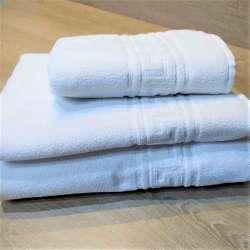 Tres medidas de toallas